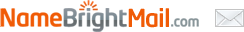 NameBrightMail.com